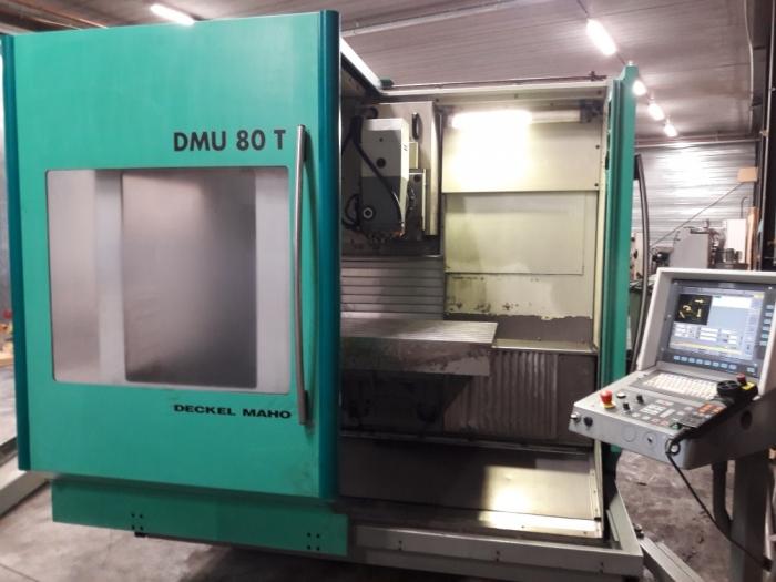 DMU 80 T